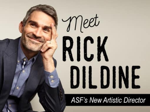 Meet Rick Dildine