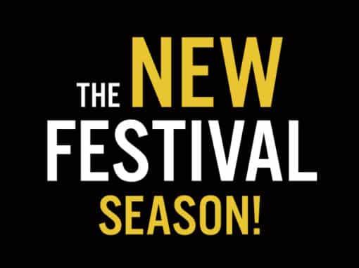 New Festival Season