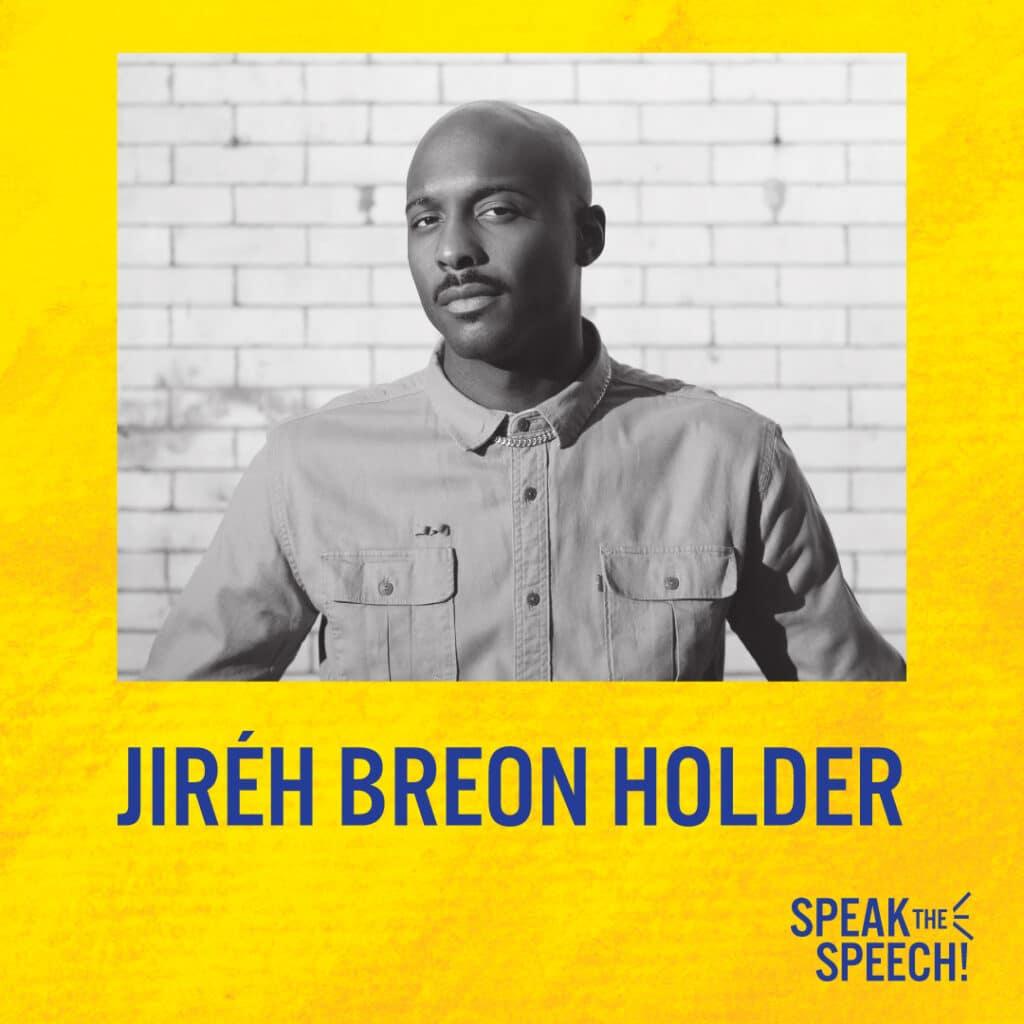Jiréh Breon Holder